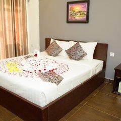 Отель Sea Breeze Resort сейф в номере