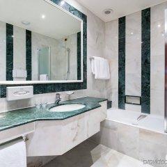 Отель Internazionale Италия, Болонья - 10 отзывов об отеле, цены и фото номеров - забронировать отель Internazionale онлайн ванная фото 2