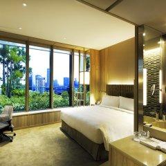 Отель PARKROYAL on Pickering Сингапур, Сингапур - 3 отзыва об отеле, цены и фото номеров - забронировать отель PARKROYAL on Pickering онлайн комната для гостей фото 5