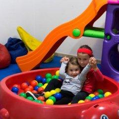 Hotel Sas Morin Долина Валь-ди-Фасса детские мероприятия фото 2