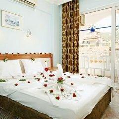 Kontes Beach Hotel Турция, Мармарис - отзывы, цены и фото номеров - забронировать отель Kontes Beach Hotel онлайн комната для гостей фото 5