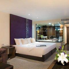 Отель Furama Silom, Bangkok комната для гостей фото 3