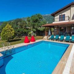 Villa Makri Турция, Олудениз - отзывы, цены и фото номеров - забронировать отель Villa Makri онлайн бассейн