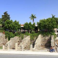 Leda Beach Hotel Сиде приотельная территория фото 2
