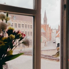 Отель Europ Hotel Бельгия, Брюгге - 2 отзыва об отеле, цены и фото номеров - забронировать отель Europ Hotel онлайн фото 16