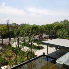 Gathering Hotel балкон