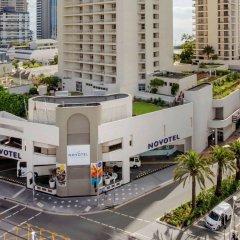 Отель Novotel Surfers Paradise парковка