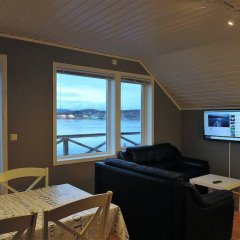 Отель Saltstraumen Brygge комната для гостей фото 5