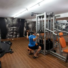 Отель Riu Nautilus - Adults only фитнесс-зал фото 2