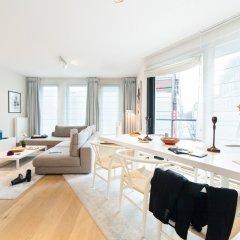 Отель Sweet Inn Apartments Charité Бельгия, Брюссель - отзывы, цены и фото номеров - забронировать отель Sweet Inn Apartments Charité онлайн комната для гостей