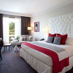 Отель Hôtel la Tour Hassan Palace Марокко, Рабат - отзывы, цены и фото номеров - забронировать отель Hôtel la Tour Hassan Palace онлайн комната для гостей фото 5
