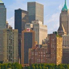 Отель New York Marriott Downtown США, Нью-Йорк - отзывы, цены и фото номеров - забронировать отель New York Marriott Downtown онлайн