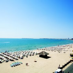 DIT Evrika Beach Club Hotel - All Inclusive пляж