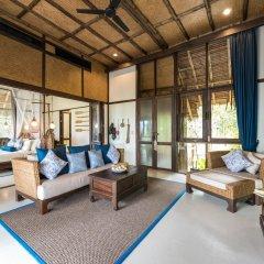 Отель Koh Yao Yai Village комната для гостей фото 2
