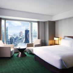 Отель InterContinental Seoul COEX комната для гостей фото 13