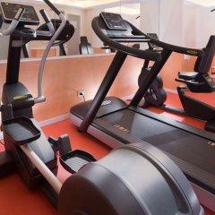 Отель Milton Rimini фитнесс-зал фото 3
