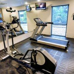 Отель City Express Plus Cali фитнесс-зал