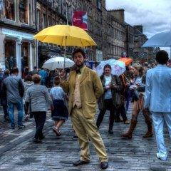 Отель Heart of the City Aparment: Next to Waverley Station Великобритания, Эдинбург - отзывы, цены и фото номеров - забронировать отель Heart of the City Aparment: Next to Waverley Station онлайн фото 3