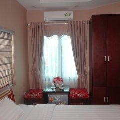 Hanoi Airport Hostel сейф в номере