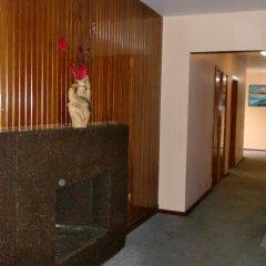Отель Suites Diez- Eugenio Sue Мехико интерьер отеля