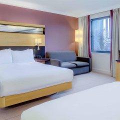 Отель Hilton Manchester Airport Манчестер комната для гостей фото 5