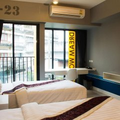 Отель iSanook Таиланд, Бангкок - 3 отзыва об отеле, цены и фото номеров - забронировать отель iSanook онлайн комната для гостей фото 2