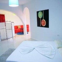 Отель Merlin Park Resort Тирана комната для гостей