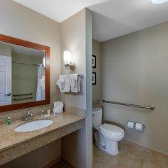 Отель Comfort Suites Sarasota - Siesta Key ванная фото 2
