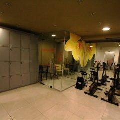 Отель Diplomat Hotel & SPA Албания, Тирана - отзывы, цены и фото номеров - забронировать отель Diplomat Hotel & SPA онлайн фитнесс-зал фото 2