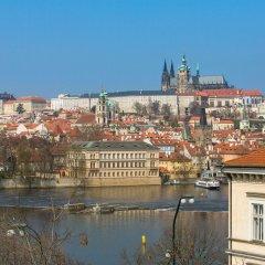 Отель D22 Luxury Apartments Old Town Чехия, Прага - отзывы, цены и фото номеров - забронировать отель D22 Luxury Apartments Old Town онлайн балкон
