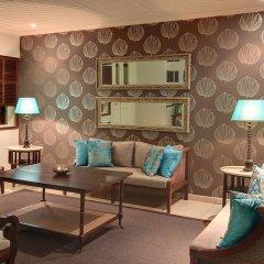 Отель Heritage Le Telfair Golf & Wellness Resort интерьер отеля