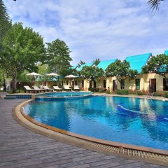 Отель The Green Beach Resort бассейн фото 2