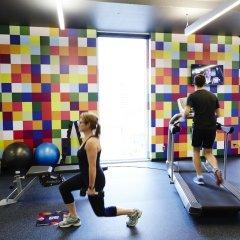 Alt Hotel Winnipeg фитнесс-зал фото 3