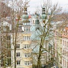 Отель Libušina Apartments Чехия, Карловы Вары - отзывы, цены и фото номеров - забронировать отель Libušina Apartments онлайн фото 2