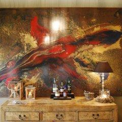 Отель B&B Het Merelnest Бельгия, Осткамп - отзывы, цены и фото номеров - забронировать отель B&B Het Merelnest онлайн гостиничный бар