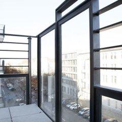 Отель RockChair Apartments Charlottenburg Германия, Берлин - отзывы, цены и фото номеров - забронировать отель RockChair Apartments Charlottenburg онлайн балкон