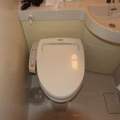 Отель Prime Toyama Тояма ванная