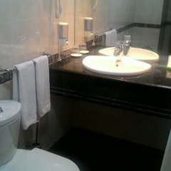 Golden Park Hotel ванная
