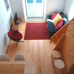 Отель DL205 Порту комната для гостей фото 5