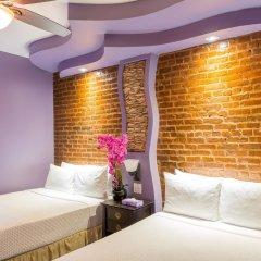 Отель Broadway Hotel & Hostel США, Нью-Йорк - отзывы, цены и фото номеров - забронировать отель Broadway Hotel & Hostel онлайн комната для гостей фото 2