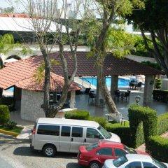 Hotel Malibu Гвадалахара парковка