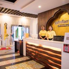 Отель Mandawee Resort & Spa интерьер отеля фото 2