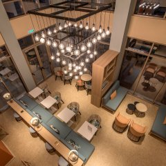 Kubic Athens Smart Hotel интерьер отеля