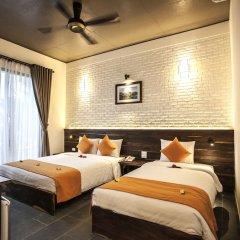 Отель Hoi An Silk River Villa комната для гостей фото 3