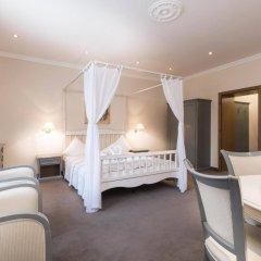 Отель Villa Helvetia Меран комната для гостей фото 4