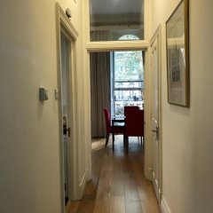 Апартаменты 15 Beaufort Gardens Apartments Лондон интерьер отеля
