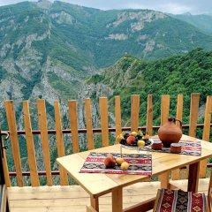 Отель Harsnadzor Eco Resort Сисиан балкон