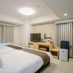 Отель Mars Garden Hotel Hakata Япония, Хаката - отзывы, цены и фото номеров - забронировать отель Mars Garden Hotel Hakata онлайн комната для гостей фото 2