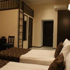 Гостевой дом на Московском Улучшенный номер с различными типами кроватей фото 11