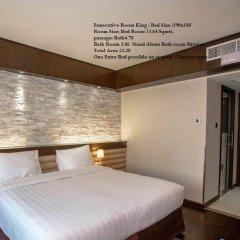 Mark Inn Hotel Deira комната для гостей